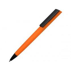 Ручка пластиковая soft-touch шариковая «Taper»