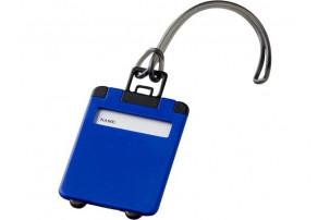 """Бирка для багажа """"Taggy"""", синий"""