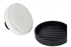 Пресс для приготовления бургера FARSH, черный/белый