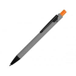 Ручка металлическая soft-touch шариковая «Snap»