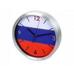 Часы настенные «Российский флаг»