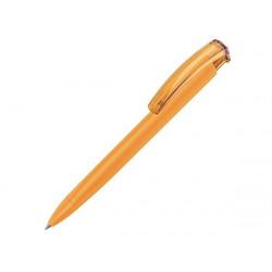 Ручка пластиковая шариковая трехгранная «Trinity K transparent Gum» soft-touch