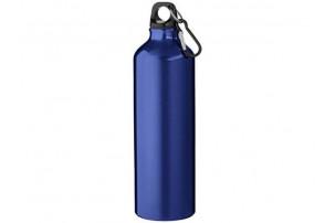 "Бутылка ""Pacific"" с карабином, синий"