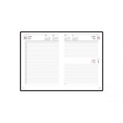 Ежедневник датированный А5 «Sidney Nebraska» на 2021 год