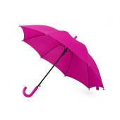 """Зонт-трость """"Edison"""", полуавтомат, детский, фуксия"""