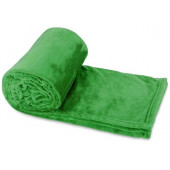 Плед «Тедди», зеленый