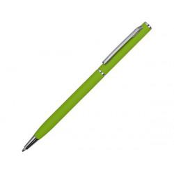 Ручка металлическая шариковая «Атриум софт-тач»
