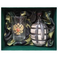 Подарочный набор «Боевые 100 грамм»