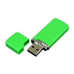 USB 2.0- флешка на 16 Гб с оригинальным колпачком