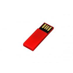 USB 2.0- флешка промо на 16 Гб в виде скрепки