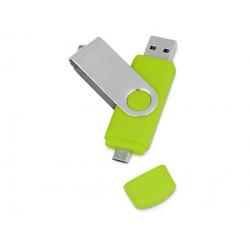 USB/micro USB-флешка на 16 Гб «Квебек OTG»