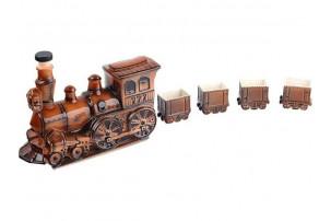 Набор для водки «Железнодорожный состав»