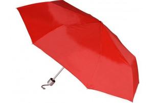 """Зонт складной механический """"Сан-Леоне"""", красный"""