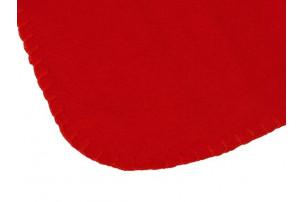 Плед «Релакс», красный