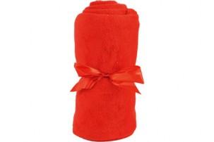 Плед в чехле «Уют», красный