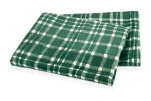 Плед «Эдинбург», зеленый