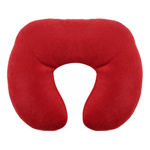 Набор для путешествий с комфортом: плед и подушка под голову, в чехле