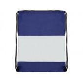 Плед в рюкзаке «Кемпинг», синий