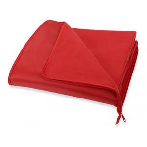 Плед «Лори», красный