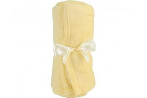 Плед в чехле «Уют», желтый