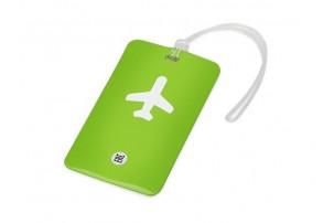 "Бирка для багажа ""Voyage"", зеленое яблоко"