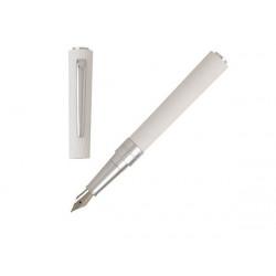 Ручка перьевая Dune White