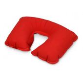Подушка надувная «Сеньос», красный (Р)