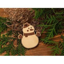 Подвеска «Снеговик»