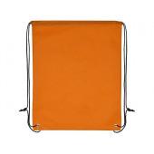 """Рюкзак-мешок """"Пилигрим"""", оранжевый"""