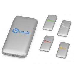 Портативное зарядное устройство «Bubble Bang», 5 цветов подсветки, 5000 mAh