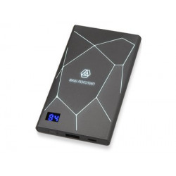 Портативное зарядное устройство «Geo», 4000 mah