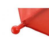 """Зонт-трость """"Edison"""", полуавтомат, детский, красный"""