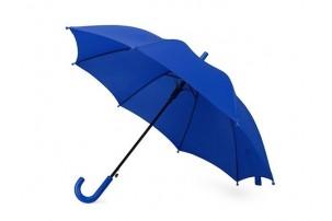 """Зонт-трость """"Edison"""", полуавтомат, детский, синий"""