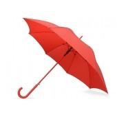 """Зонт-трость """"Color"""" полуавтомат, красный"""