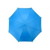 """Зонт-трость """"Edison"""", полуавтомат, детский, голубой"""