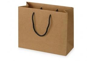 Пакет подарочный Kraft M