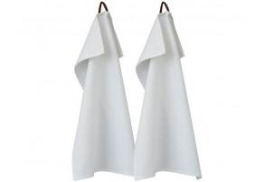 Набор кухонных полотенец Longwood, белый