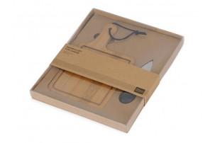 """Набор для сыра из бамбуковой доски и ножа Bamboo collection """"Pecorino"""""""