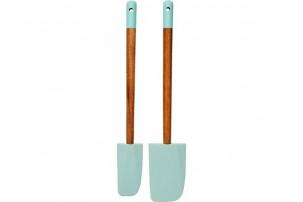 Набор Altus из 2 кухонных лопаток, коричневый