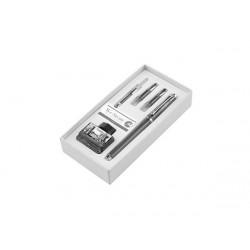 Набор «WE-Share»: ручка перьевая, сменные насадки, конвектор, чернила