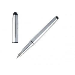 Ручка перьевая Leap Chrome