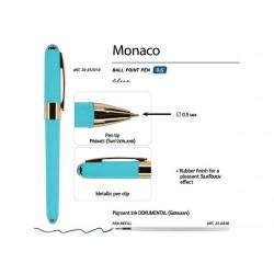 Ручка пластиковая шариковая «Monaco»