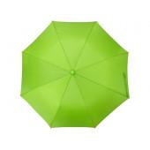 """Зонт складной """"Tulsa"""", полуавтоматический, 2 сложения, с чехлом, зеленое яблоко"""